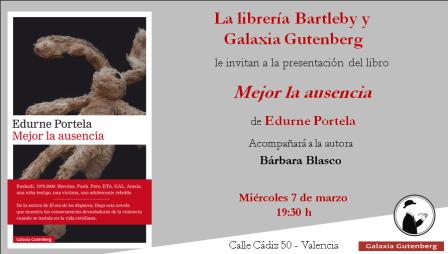 Invitación bartleby