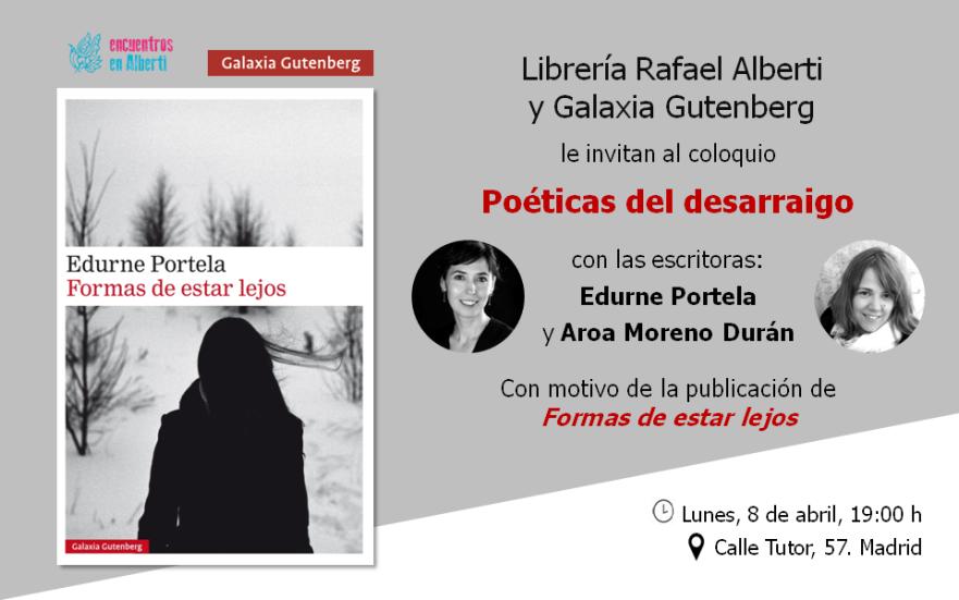 Invitación. Rafael Alberti 8A